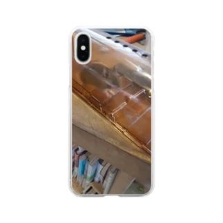 LOTTE26のネズミ Soft clear smartphone cases