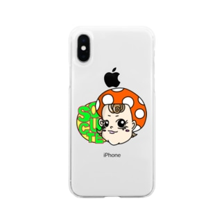 SO CUTE Soft clear smartphone cases