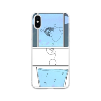 loop.water Soft clear smartphone cases