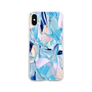 玻璃 Soft clear smartphone cases
