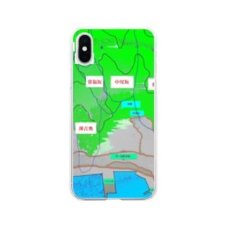 shimaの隠岐 Soft clear smartphone cases