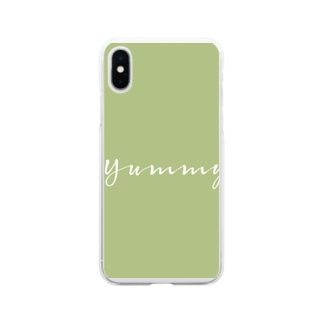 Yummy Soft clear smartphone cases