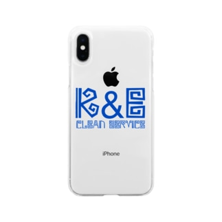 K&E Soft clear smartphone cases