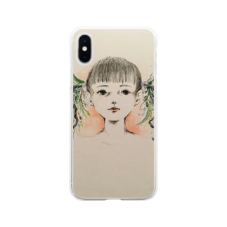 inaha Soft clear smartphone cases