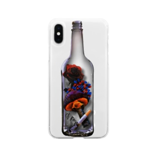 POISON Soft clear smartphone cases