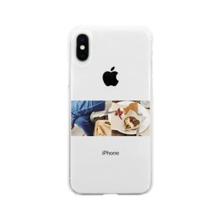 カヤボルンcafe☕️ Soft clear smartphone cases