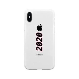 2020 Soft clear smartphone cases
