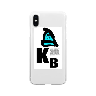clllldのKB Soft clear smartphone cases