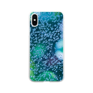 Spiderweb2 Soft clear smartphone cases