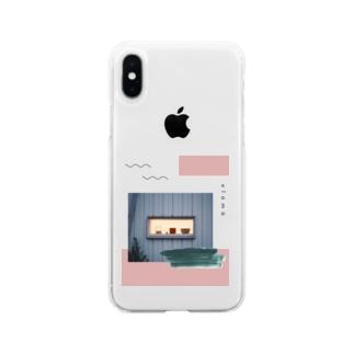 elämä Soft clear smartphone cases