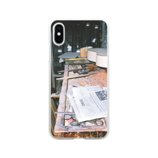 FUCHSGOLDのスペイン:グラナダのギター工房 Spain: Workshop of guitar in Granada Soft clear smartphone cases