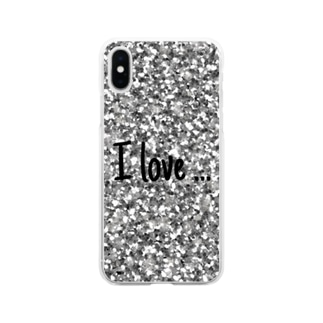 I love... Soft clear smartphone cases