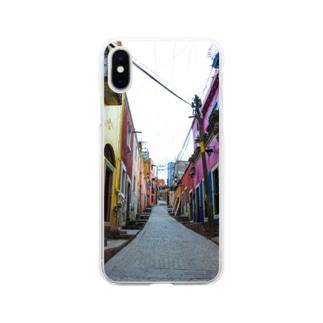 Guanajuato Soft clear smartphone cases