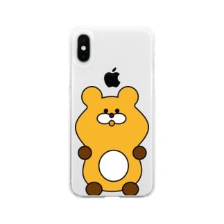 これは よい くま Soft clear smartphone cases