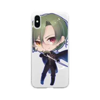 SDスマホケース 2 Soft clear smartphone cases