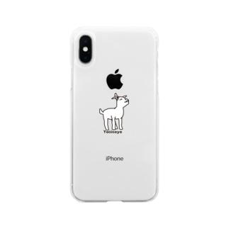 yagigoya Soft clear smartphone cases