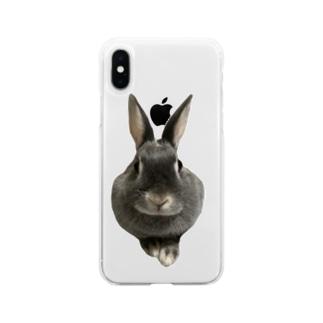 そら Soft clear smartphone cases