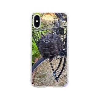 ギズモの大冒険 Soft clear smartphone cases