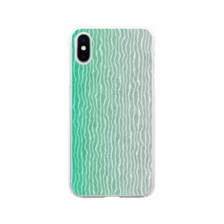 Wave Soft clear smartphone cases