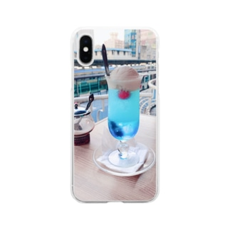 icoi Soft clear smartphone cases