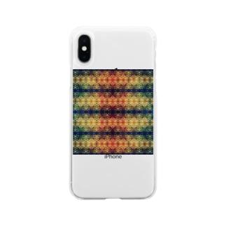 パンタレイ Soft clear smartphone cases