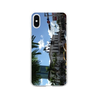 台南車站 Soft clear smartphone cases