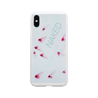NAKED FISH Soft clear smartphone cases