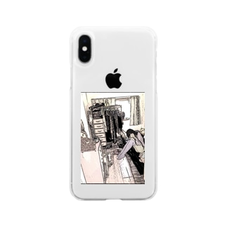 mood Soft clear smartphone cases