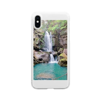 激流 Soft clear smartphone cases