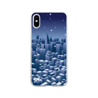 メモリーズ Soft clear smartphone cases
