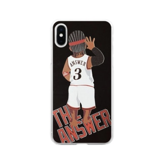 Answer Soft clear smartphone cases