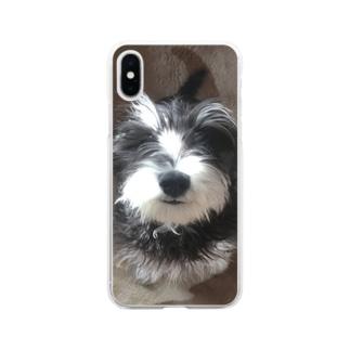 桃太郎 Soft clear smartphone cases