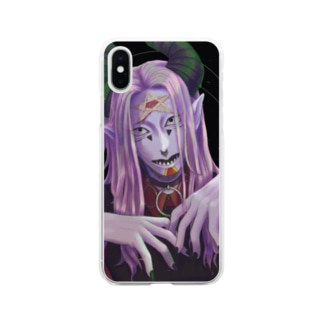 Satan Soft clear smartphone cases