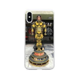 スマホ Soft clear smartphone cases