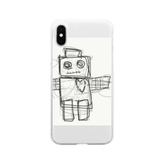 KOKOROBO Soft clear smartphone cases
