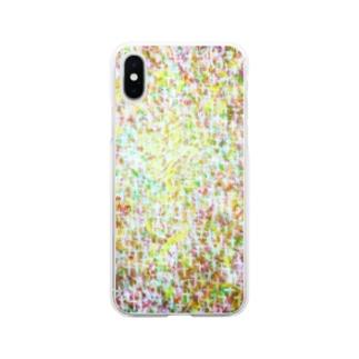なんでもできる Soft clear smartphone cases