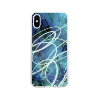 幻想 Soft clear smartphone cases