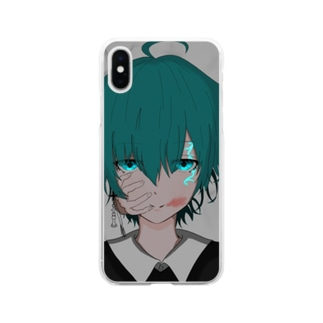 最底辺 Soft clear smartphone cases
