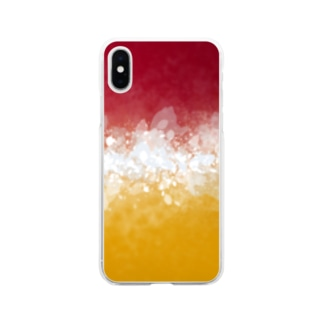 Freiheitの「Straight Coffee」グッズ Soft clear smartphone cases