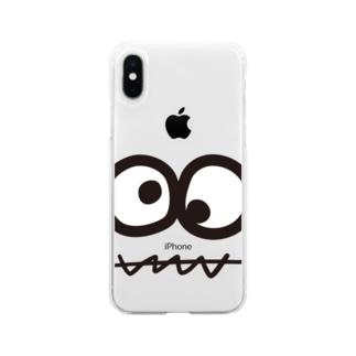 トルポン Soft clear smartphone cases