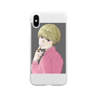 Secret Soft clear smartphone cases