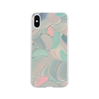 💎🐬 Soft clear smartphone cases