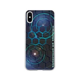 デジタルイラスト Soft clear smartphone cases