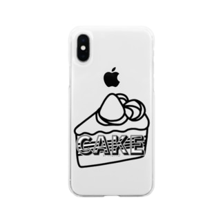 BLACKline Soft clear smartphone cases
