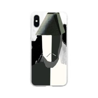 一条兼定2 Soft clear smartphone cases