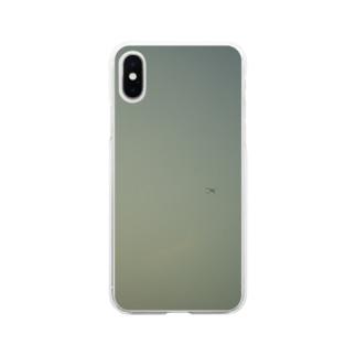 ロザリオ#1 Soft clear smartphone cases