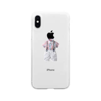Newborn Soft clear smartphone cases