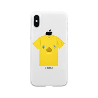 Camoi あいふぉんけーす Soft clear smartphone cases