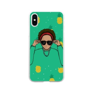 OLW Soft clear smartphone cases