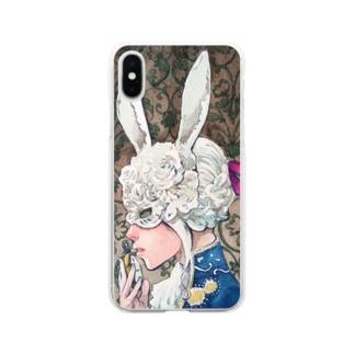 アリスを探して Soft clear smartphone cases
